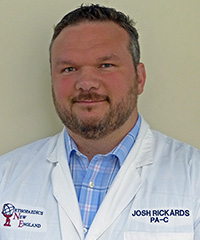 Joshua Rickards, PA-C